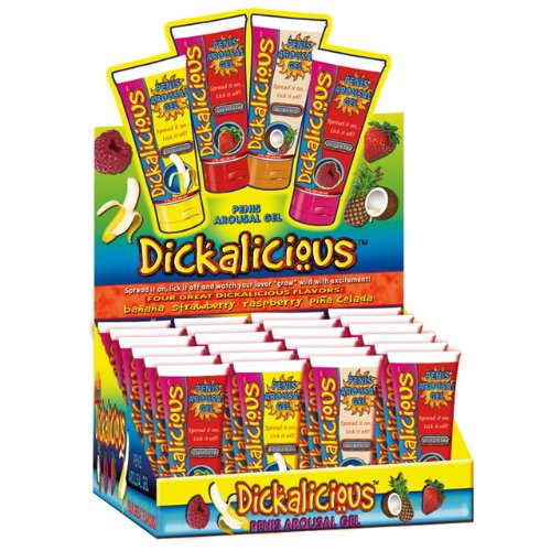 Dickalicious (24/DP) by Hott Products Unlimited