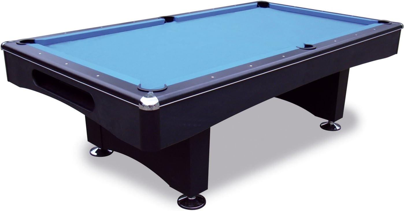 Mesa de billar Blackpool - 8 pies mesa de billar: Amazon.es ...