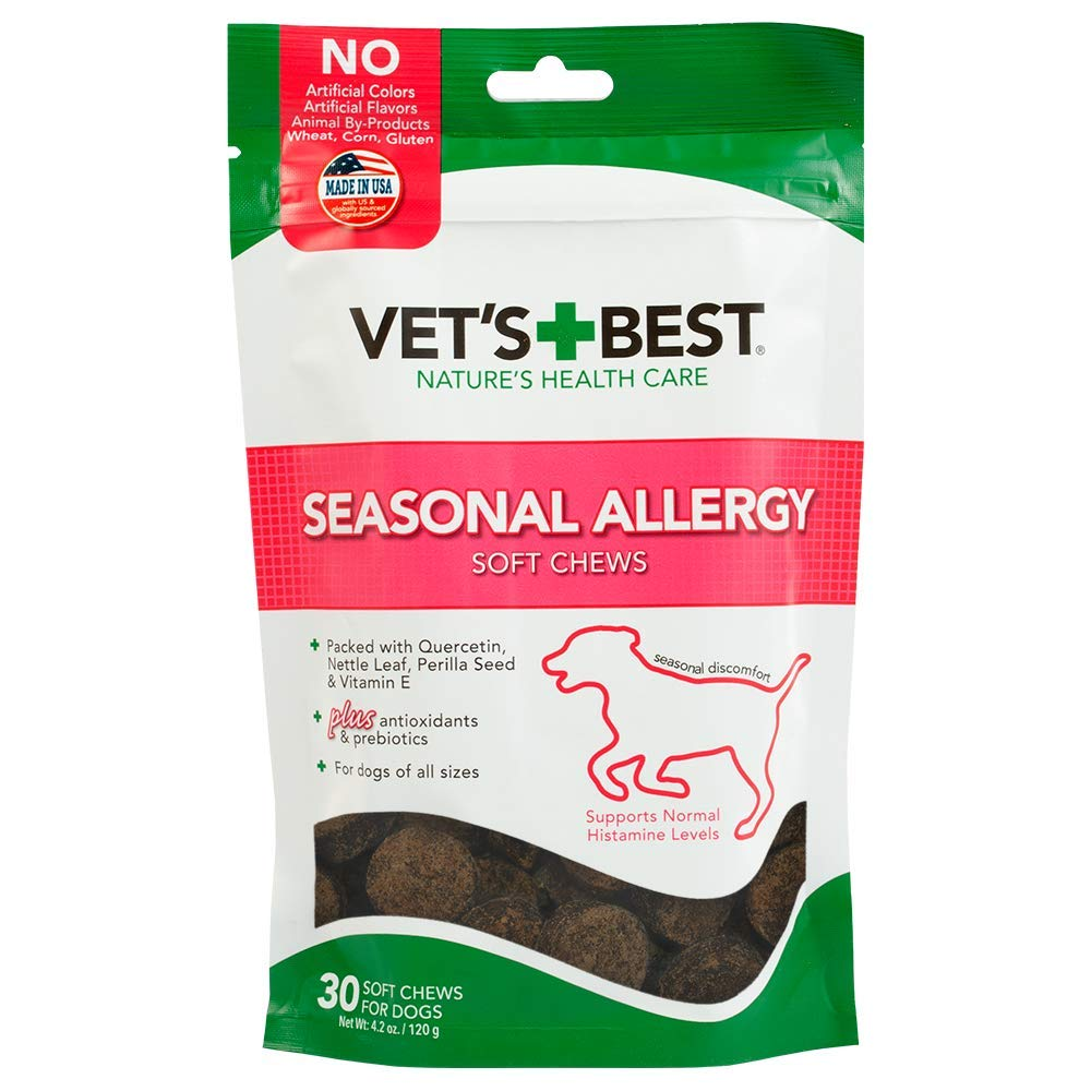 Vet's Best Seasonal Allergy So...