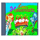 img - for Lisa Hosenlatz - Lisa feiert Geburtstag!, 1 Audio-CD ( Hoerspiel mit 8 Kinderliedern / Radioplay in german-language ) (German Edition) book / textbook / text book
