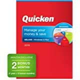 Quicken Deluxe 2019 Personal Finance Software 1-Year + 2 Bonus Months [PC/Mac Disc] [Amazon Exclusive]