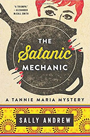 book cover of The Satanic Mechanic