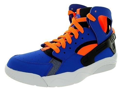 Nike - Air Huarache de Vuelo (GS) Zapato de Baloncesto, Color Azul, Talla 36 EU M US Niño Grande: Amazon.es: Zapatos y complementos