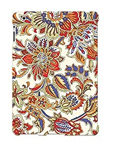Improviselike Top Quality Rugged Floral Pattern Case Cover Deisgn For Ipad 2/3/4 For Lovers