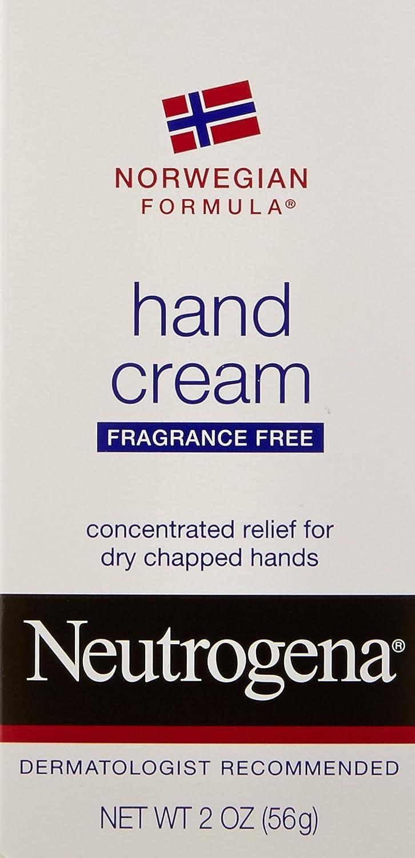Neutrogena Hand Cream Norwegian Formula, 2 Oz (5 pack) : Beauty