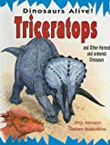 Triceratops and Other Horned and Armored Dinosaurs, Jinny Johnson, 159920181X
