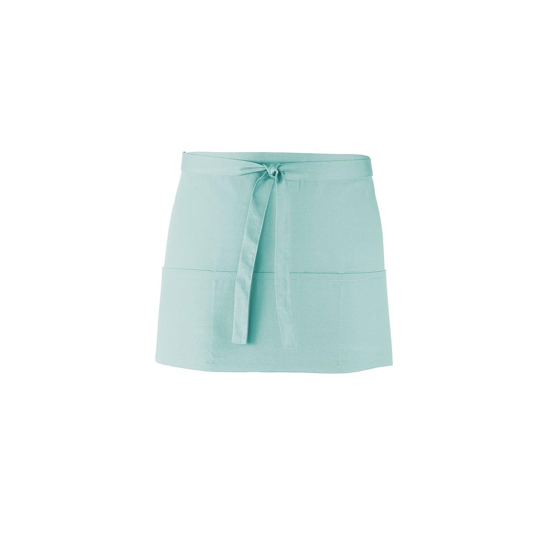 Adults Short Waist Bar/Money/Craft Apron with Pockets