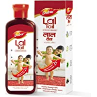 Dabur Lal Tail 500ml – Ayurvedic Baby Oil 500 ml