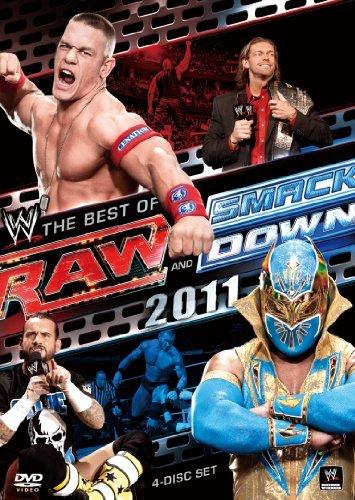 Wrestling (W.W.E.) - Www Best Of Raw And Smackdown 2011 (4DVDS) [Japan DVD] TDV-22373D