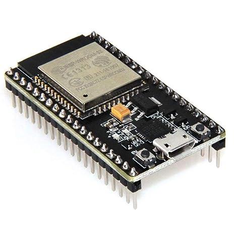 ESP32 ESP-32S ESP-WROOM-32 placa de desarrollo 2.4 GHz modo dual ...
