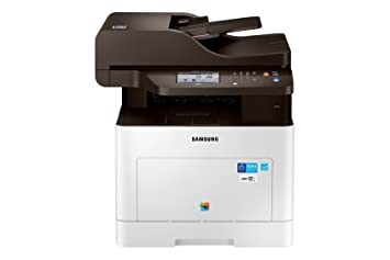 HP Samsung ProXpress SL-C3060FW Color Laser Multifunction ...