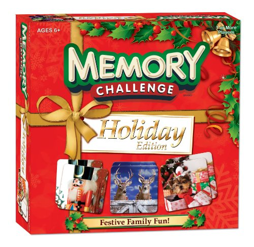 Christmas Trivia Game (Holiday Memory)
