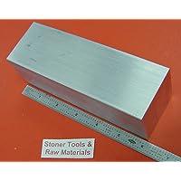 """1-1//2/"""" X 2/"""" ALUMINUM FLAT BAR 36/"""" long 6061 T6511 Plate Mill Stock 1.50/""""x 2.00/"""""""