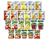 Freeze Dried Fruit Crisps Variety Gift Box - Brothers All Natural and Crispy Green- 22 Pack