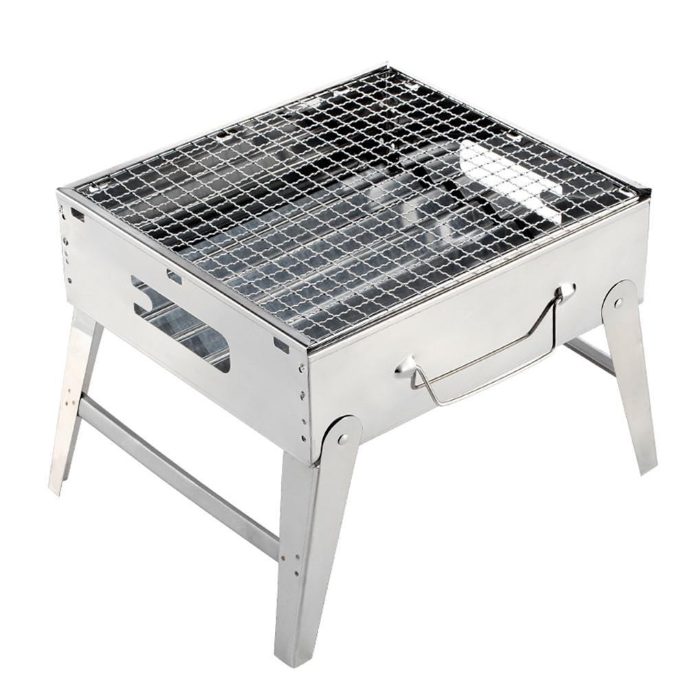 HomJo Barbacoa grill Parrilla de barbacoa al aire libre de ...
