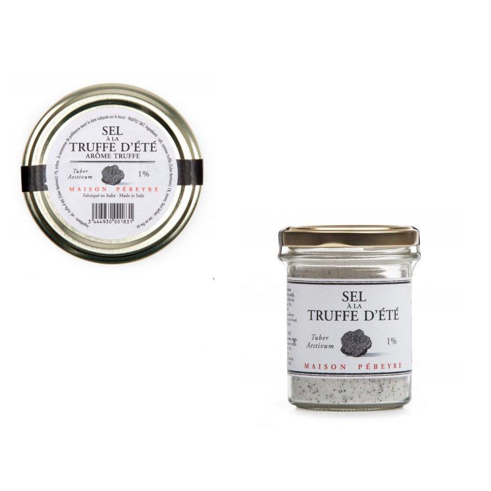Pebeyre - Fine Truffle Salt from France 7oz