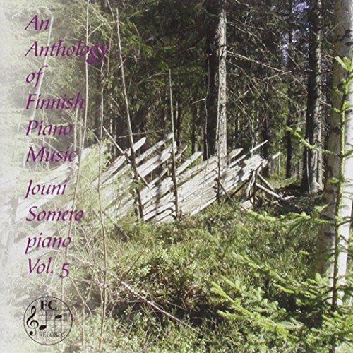 (Anthology of Finnish Piano Music 5)