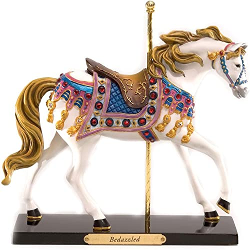 Enesco Trail of Painted Ponies Bedazzled Pony Figurine 7.13-Inch