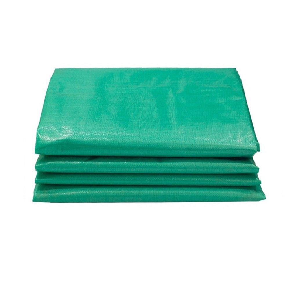 YUJIE YUJIE YUJIE Impermeabile verde Impermeabile Impermeabile Panno di Plastica Tela A Tre Ruote Telone Spessore 0,4 Mm, 180 G   M2, 17 Dimensioni (Dimensioni   4  8) B07HGJVGMX 48   Speciale Offerta    Qualità E Quantità Garantita    Prima il cliente    Material 7ee441