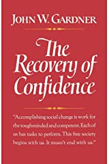 The Recovery of Confidence Paperback
