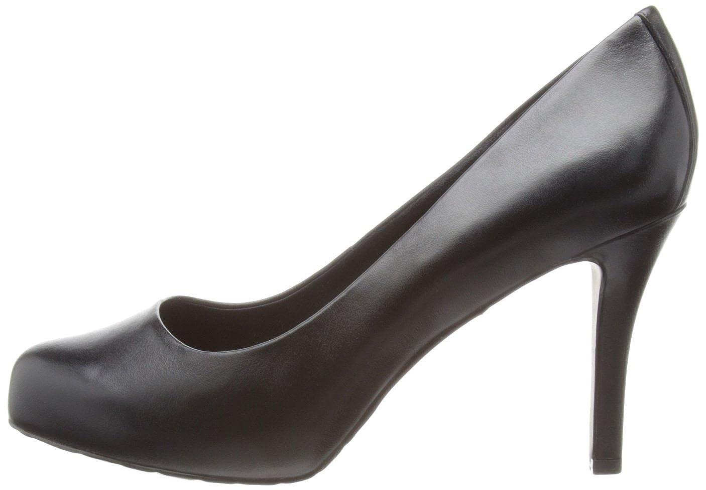 d2883ef0a94 Rockport Sto7H95 Plain Pump, Women's Court Shoes, Black smooth, 6.5 ...