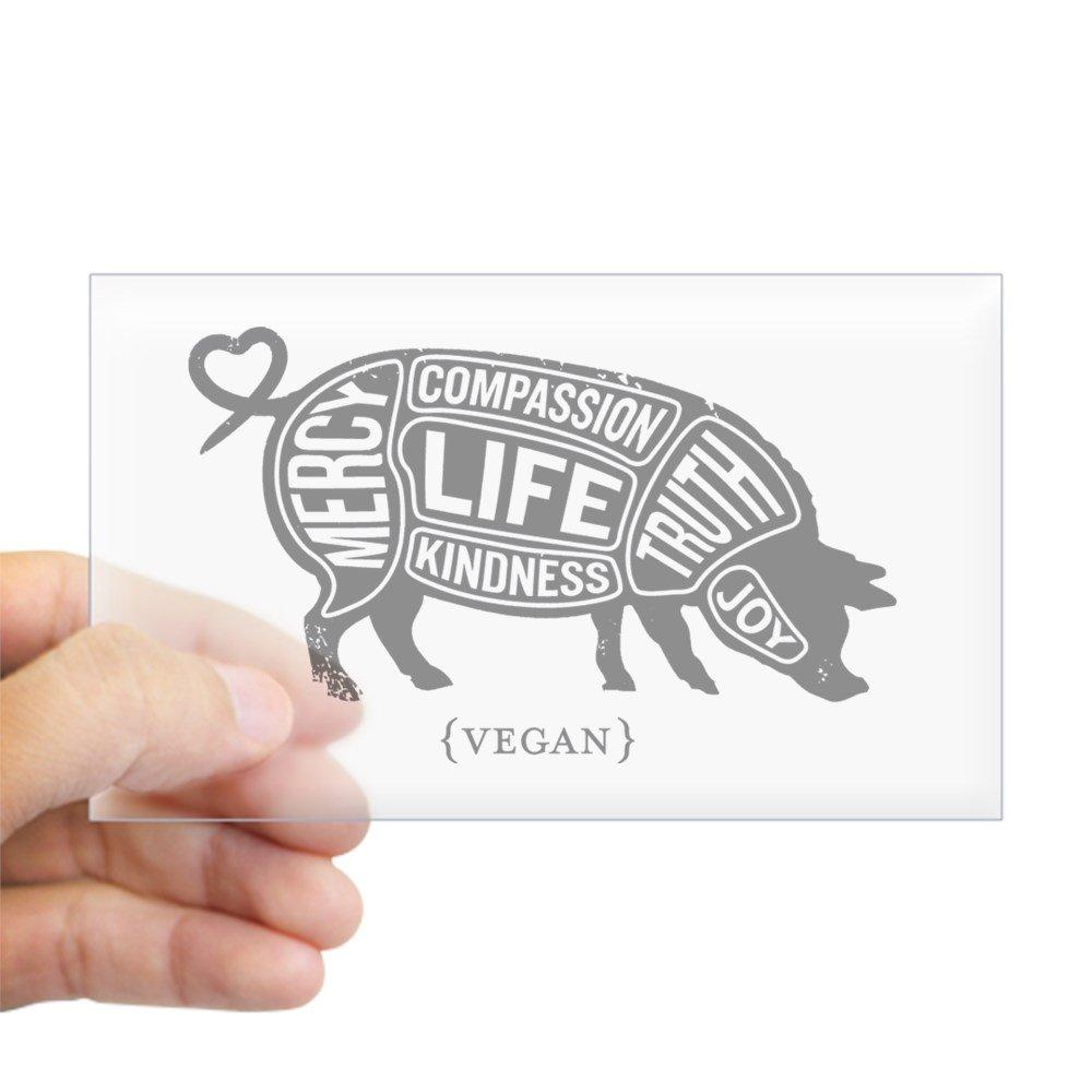 Car or Wall Decal Sticker 1 Anti Vegetarian Funny Joke Cool Bumper Sticker
