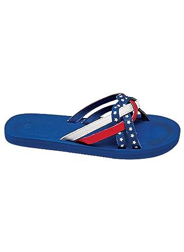 a9d7ba10f63d2 Carol Wright Gifts Patriotic Sandal