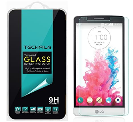 techfilm lg g3 vigor tempered glass screen protector premium ballistic glass amazoncom tempered glass