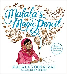 Image result for malala's magic pencil