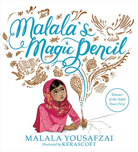 Book : Malala's Magic Pencil