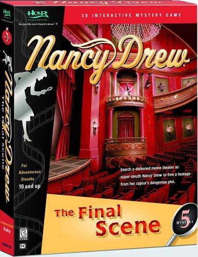 Her Interactive Nancy Drew: The Final Scene - PC