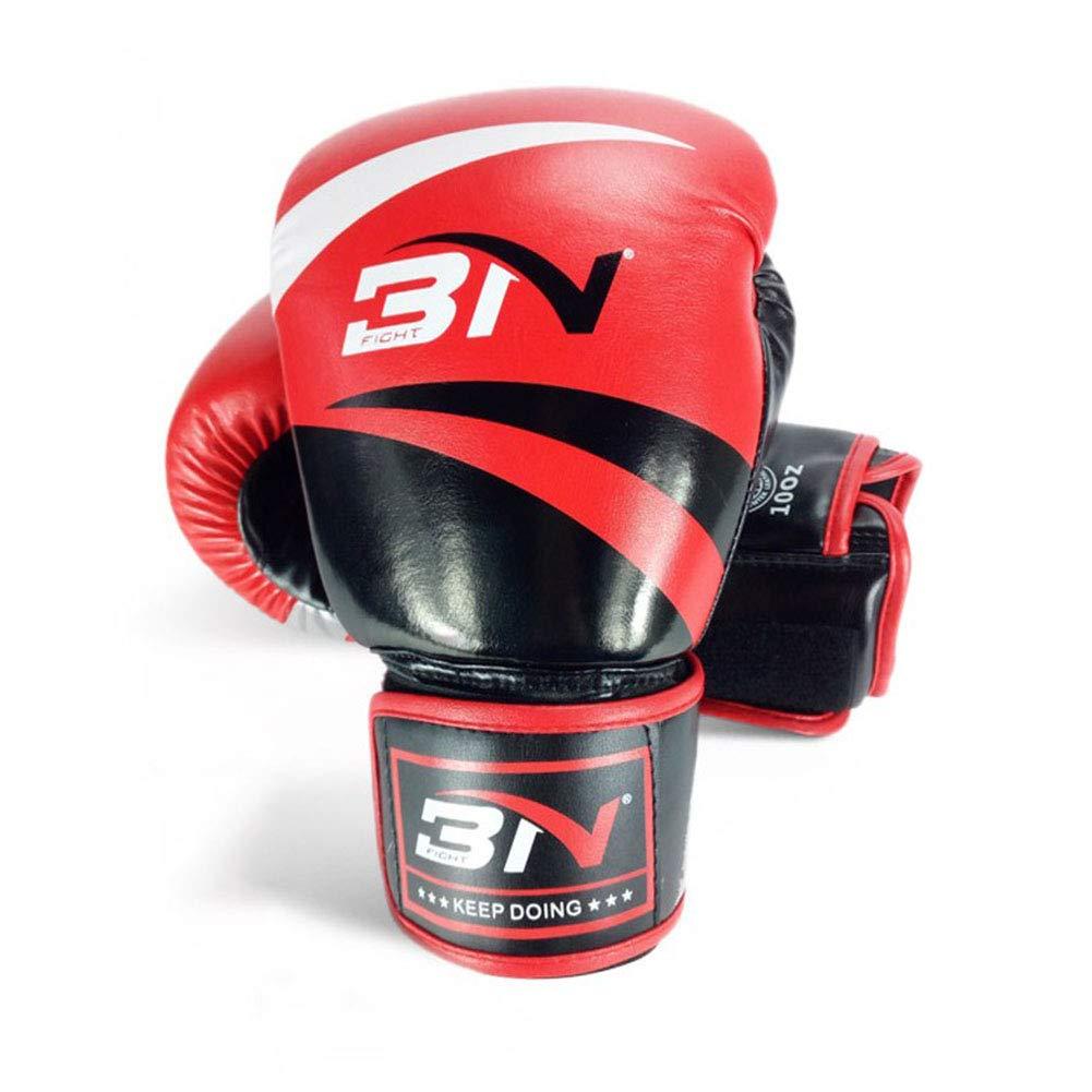 FBEST Boxhandschuhe Muay Thai Boxing, MMA, Kickboxen, Training Boxausrüstung, Kampfsportausrüstung,A,10OZ B07MG9JJF9 Boxhandschuhe Bevorzugte Boutique