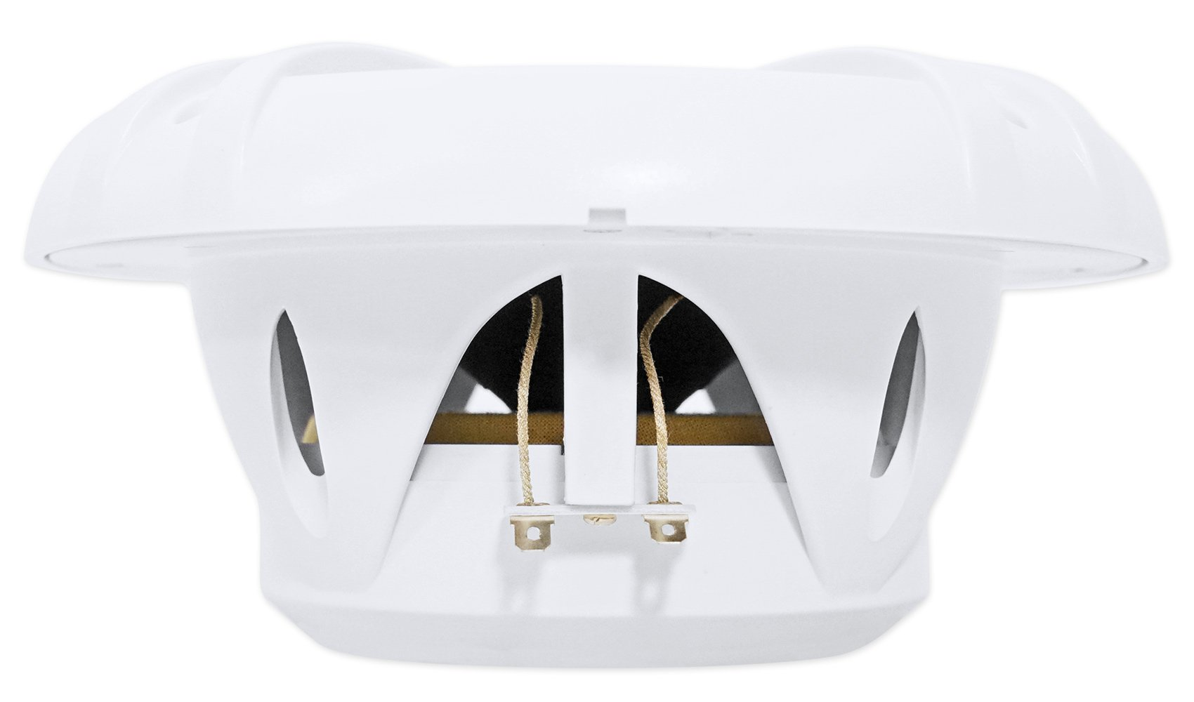 4) Rockville RMSTS65W 6.5'' 1600w Marine Boat Speakers+8'' Wakeboards+Amp+Wire Kit by Rockville (Image #3)