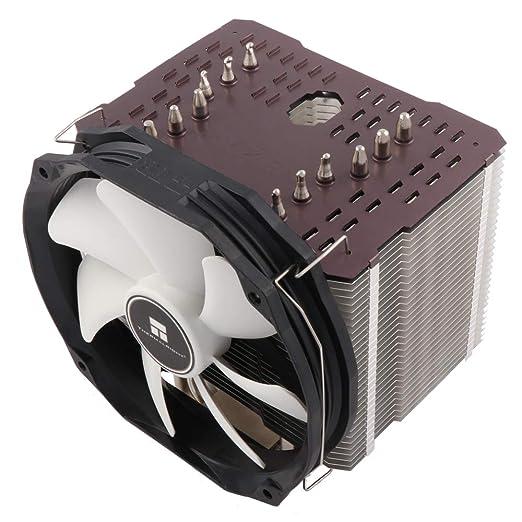 Thermalright ARO-M14G Procesador Enfriador - Ventilador de PC (Procesador, Enfriador, Zócalo AM4, AMD Ryzen, 14 cm, 300 RPM)