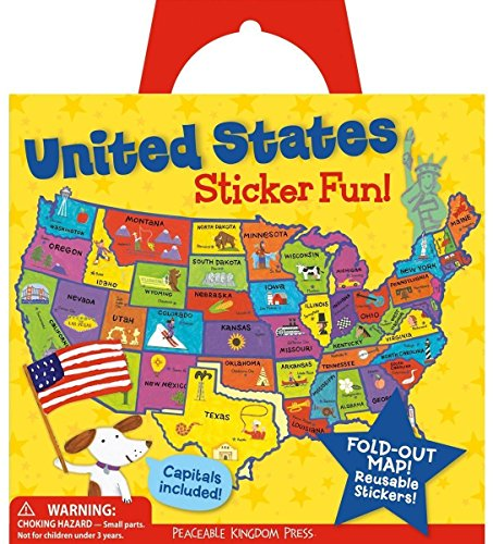 united states stickers - 1