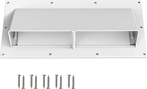 Amazon Com Kohree Rv Range Hood Vent Exhaust Vent Cover High Impact Resistance Rv Range Hood Cover Stove Vent Cover With Lockable Clips For Rv Mobile Home Screws Included Automotive