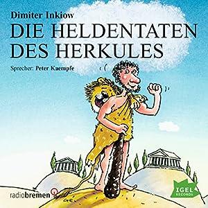 Die Heldentaten des Herkules Hörbuch