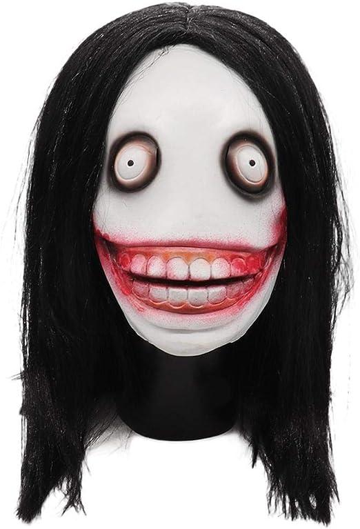 duhe189014 Creepy Killer Adult Mask Standard, Jeff Killer Kids ...