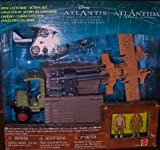 Disney's Atlantis the Lost Empire Martak Action Set