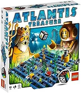LEGO Juegos - El tesoro de Atlantis [versión en inglés]: Amazon.es: Juguetes y juegos