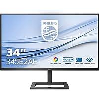 "Monitor Philips 345E2AE - Pantalla para PC de 34"" UltraWide (3440x1440, IPS, 4 ms, 75Hz, Multiview, MegainfinityDCR…"