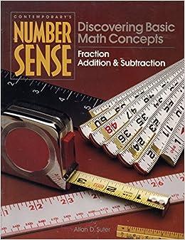 Fraction Addition & Subtraction (Number Sense)