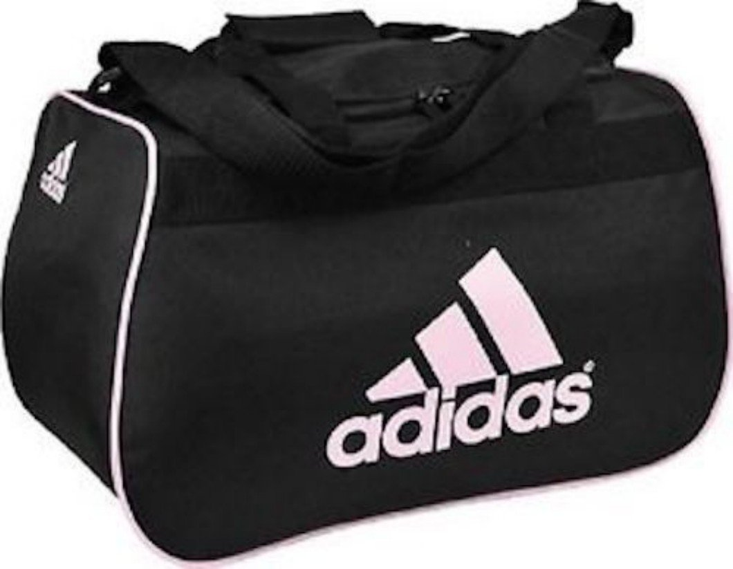 4fd3b70b488b adidas Diablo II Gear Up Small Gym Travel All Sports Gear Duffle Bag (Black