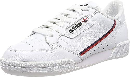 adidas Continental 80 G27706, Mannen, Wit, Sneakers maat: 46 23 EU