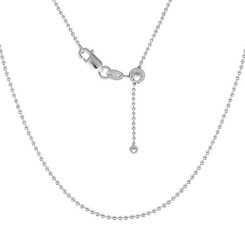 ffc71c9688374 Sterling Silver Italian 16-22