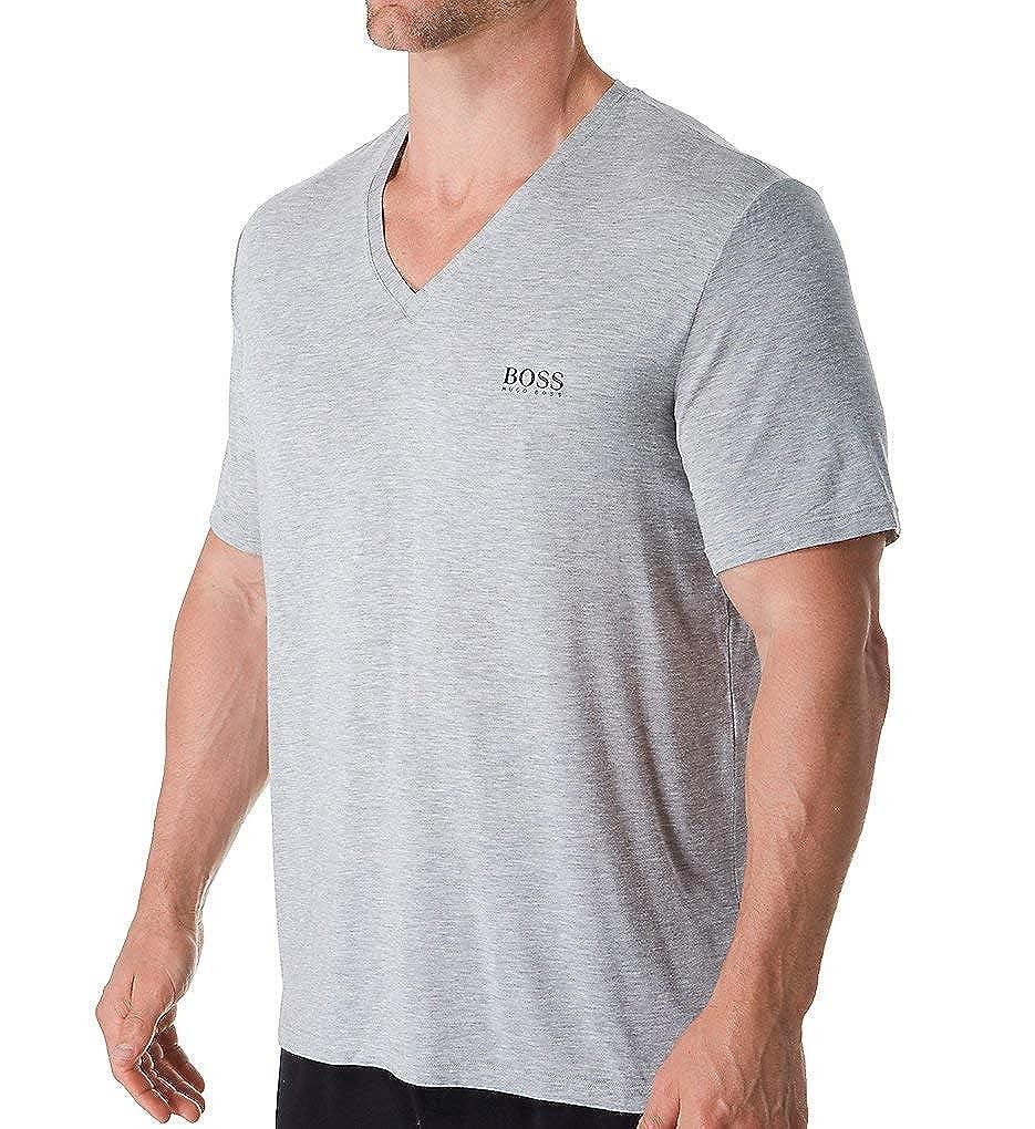 Hugo Boss BOSS Mens Comfort T-Shirt V-Neck