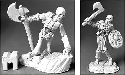Dark Heaven Legends Reaper 03900 Bog Skeleton Rising