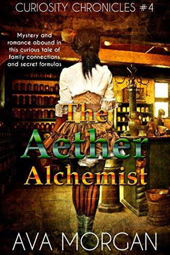 a632264758b9 Amazon.com  The Aether Alchemist (Curiosity Chronicles Book 4) eBook ...