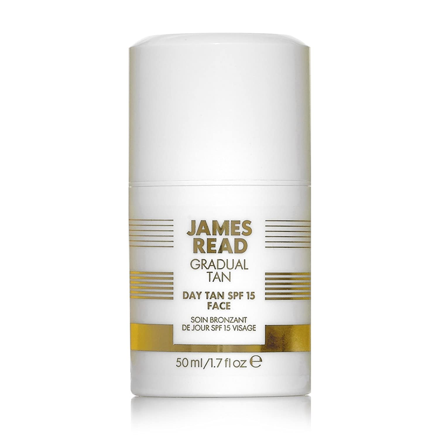 James Read Day Tan Face Spf 15 50 Ml Luxury Beauty Cream Foundation Baby Glow Sunblock Cosmo