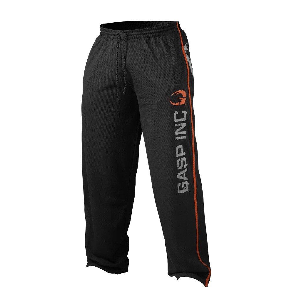 GASP No 89 Mesh Pant - Herren-Trainingshose - Sport-Hose - Fitness-Hose